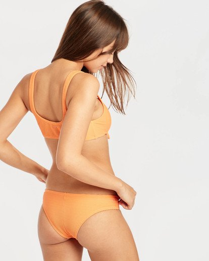 5 Tanlines Hawaii Lo Bikini Bottoms Naranja N3SB42BIP9 Billabong