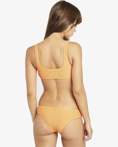 2 Tanlines Tropic Bikini Bottoms Orange N3SB46BIP9 Billabong