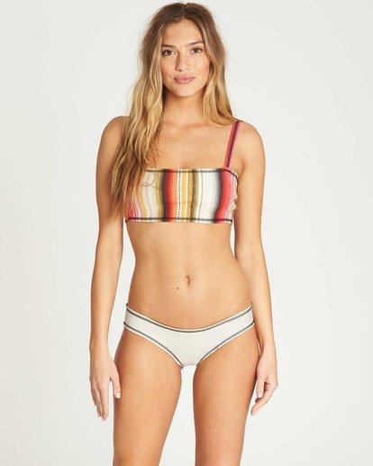 Del Sur Hawaii Lo Reversible Bikini Bottom  N3SB60BIP9