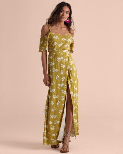 2 High Heights Skirt Gelb N3SK03BIP9 Billabong