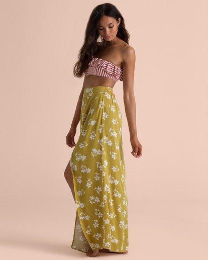 4 High Heights Skirt Gelb N3SK03BIP9 Billabong