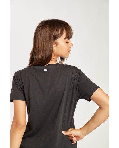 4 Legacy T-Shirt Schwarz N3SS01BIP9 Billabong