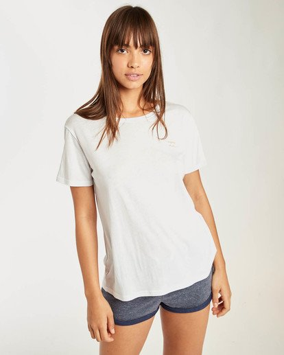 3 Beach Day T-Shirt Blanco N3SS02BIP9 Billabong