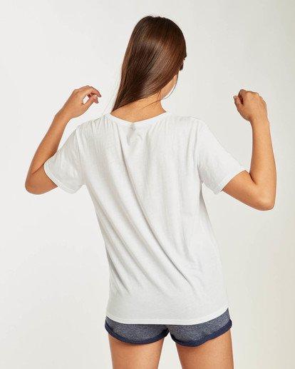 4 Beach Day T-Shirt Weiss N3SS02BIP9 Billabong
