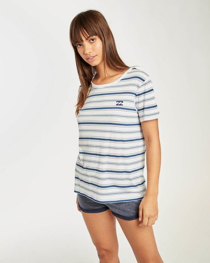0 Beach Day T-Shirt Blau N3SS02BIP9 Billabong