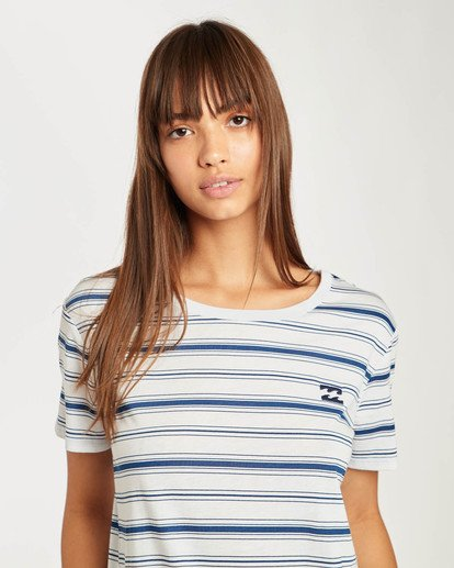 1 Beach Day T-Shirt Blau N3SS02BIP9 Billabong