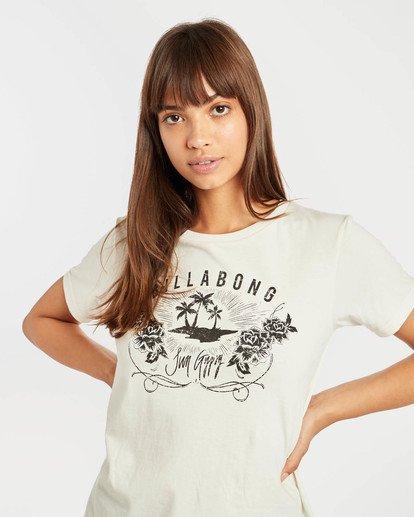 2 First T-Shirt Beige N3SS05BIP9 Billabong