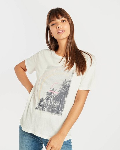 2 Coco T-Shirt Beige N3SS08BIP9 Billabong
