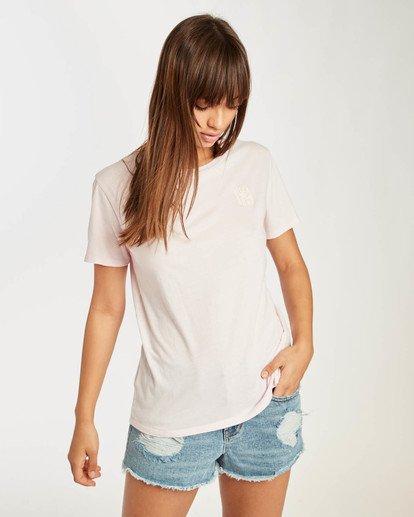 1 Salt Wash T-Shirt Rosa N3SS09BIP9 Billabong