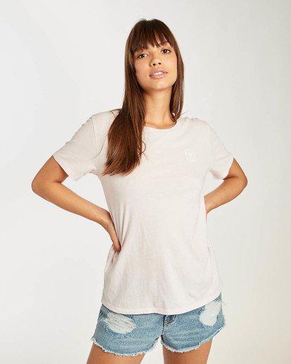 2 Salt Wash T-Shirt Rosa N3SS09BIP9 Billabong