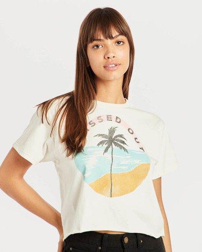 1 Mad World T-Shirt Beige N3SS14BIP9 Billabong