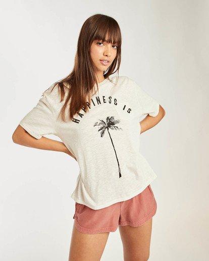 2 Cloudbreak T-Shirt Beige N3SS15BIP9 Billabong