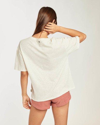 3 Cloudbreak T-Shirt Beige N3SS15BIP9 Billabong