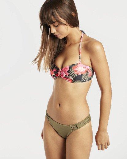 3 Sol Searcher Tied Bandeau Bikini Top Multicouleurs N3ST01BIP9 Billabong