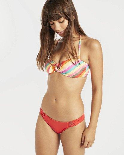 2 Sol Searcher Tied Bandeau Bikini Top  N3ST01BIP9 Billabong