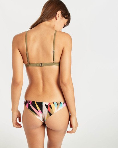 4 Sol Searcher High Triangle Bikini Top Grün N3ST09BIP9 Billabong