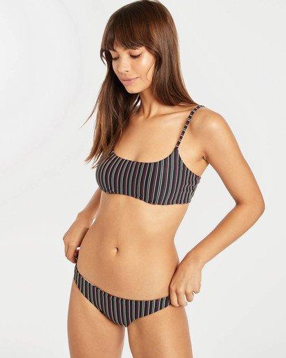 1 Mellow Luv Mini Crop Reversible Bikini Top  N3ST12BIP9 Billabong