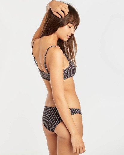 5 Mellow Luv Mini Crop Reversible Bikini Top  N3ST12BIP9 Billabong