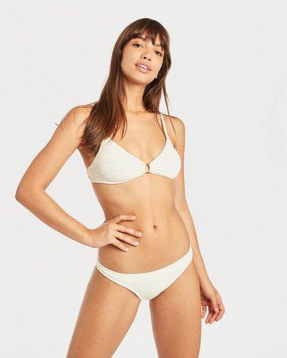 2 Sun Rise Ring Trilet Bikini Top Jaune N3ST18BIP9 Billabong