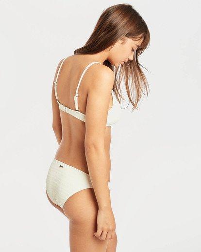5 Sun Rise Ring Trilet Bikini Top Jaune N3ST18BIP9 Billabong