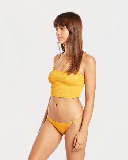 1 Sun Rise Beach Cami Bikini Top Silber N3ST19BIP9 Billabong