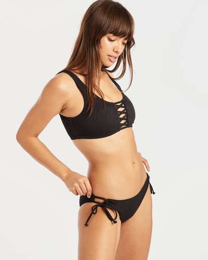 3 Sweet Sands Tank Bikini Top Black N3ST32BIP9 Billabong