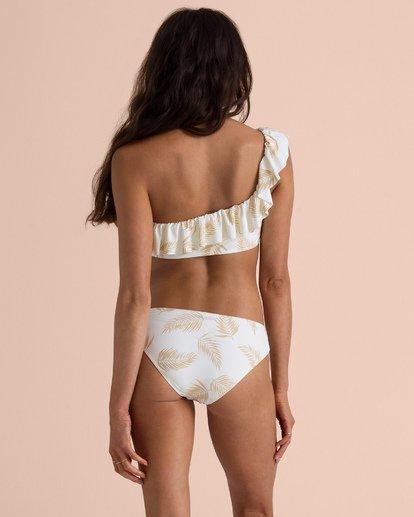 1 Dos Palmas Ruffle Bikini Top Gelb N3ST39BIP9 Billabong