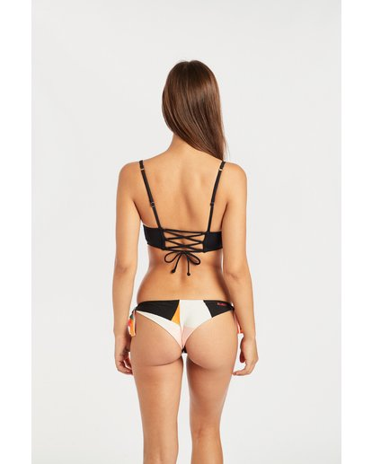 3 Sol Searcher Lace Back Underwire Bikini Top Black N3ST5BBIP9 Billabong