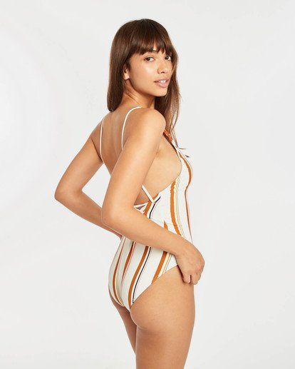 5 Sunstruck One Piece Swimsuit Gelb N3SW04BIP9 Billabong