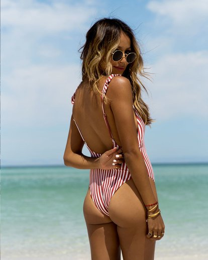 0 Dos Palmas One Piece Swimsuit  N3SW10BIP9 Billabong
