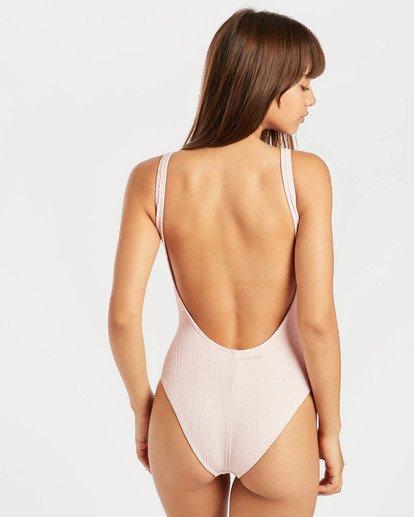 3 Sweet Sands 1 Piece Swimsuit Rosa N3SW13BIP9 Billabong