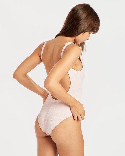4 Sweet Sands 1 Piece Swimsuit Rosa N3SW13BIP9 Billabong