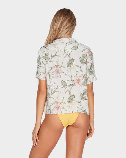 3 Long Island Calypso Shirt Beige N3TP25BIMU Billabong