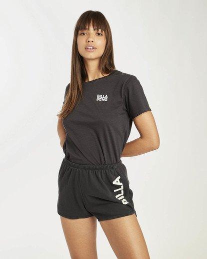 1 Legacy Sporty Shorts Noir N3WK01BIP9 Billabong