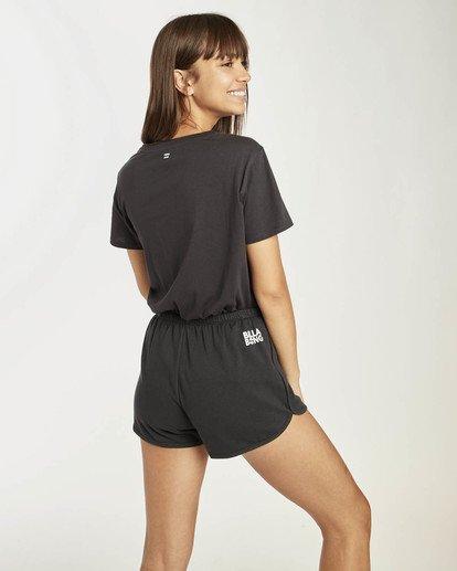 2 Legacy Sporty Shorts Noir N3WK01BIP9 Billabong