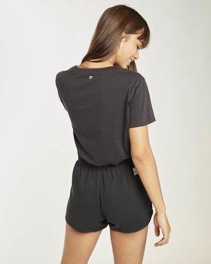 3 Legacy Sporty Shorts Noir N3WK01BIP9 Billabong