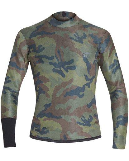 1 2/2 Revolution Dbah Jacket Negro N42B02BIP9 Billabong