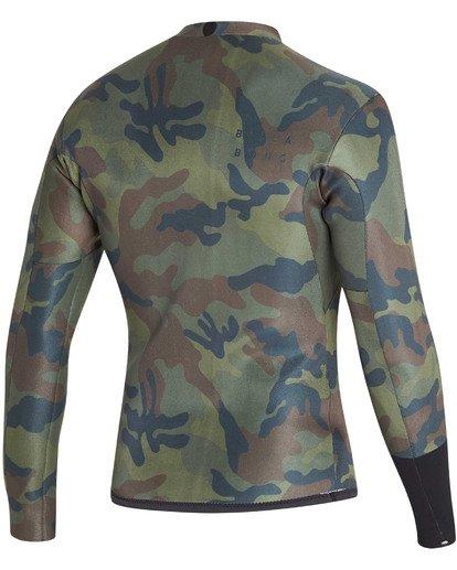7 2/2 Revolution Dbah Jacket Negro N42B02BIP9 Billabong