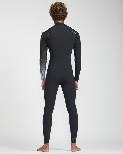 3 2/2 Comp Air Gbs Chestzip Schwarz N42M01BIP9 Billabong