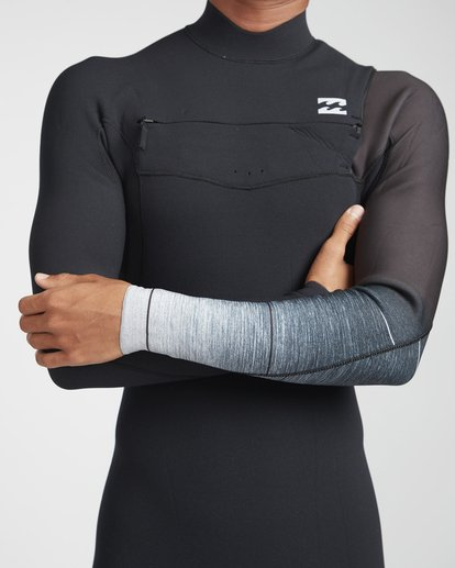 5 2/2 Comp Air Gbs Chestzip Negro N42M01BIP9 Billabong