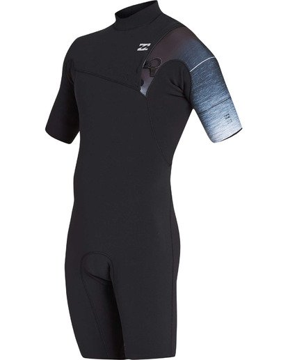 2 2/2 Comp Air Gbs Chestzip Schwarz N42M03BIP9 Billabong