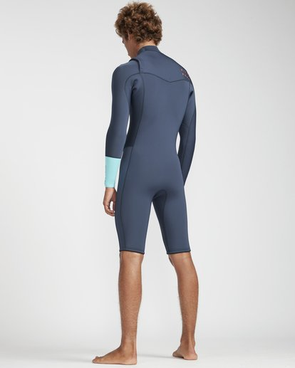 3 2/2 Revolution Gbs Chestzip Blau N42M09BIP9 Billabong