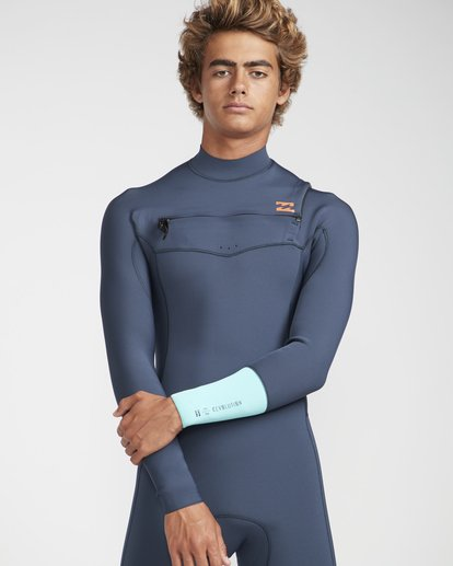 5 2/2 Revolution Gbs Chestzip Blau N42M09BIP9 Billabong