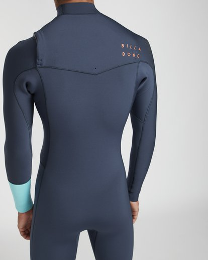 8 2/2 Revolution Gbs Chestzip Blau N42M09BIP9 Billabong