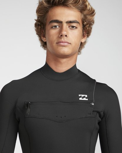 5 2/2 Absolute Gbs Chestzip Black N42M20BIP9 Billabong