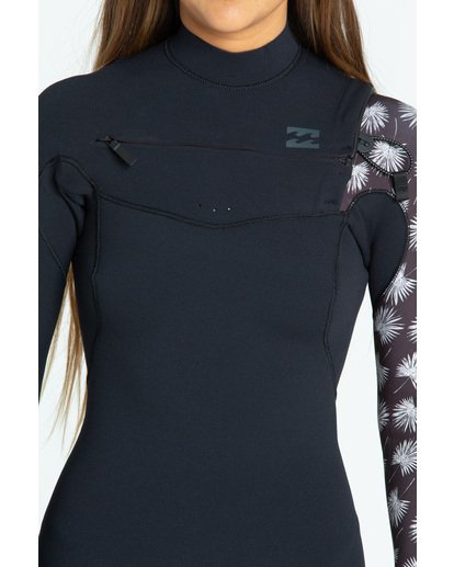 5 3/2 Furnace Carbon Gbs Chestzip Schwarz N43G02BIP9 Billabong