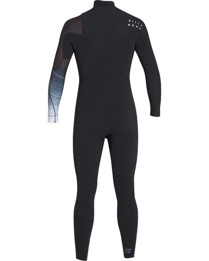 1 3/2 Comp Air Gbs Chestzip Negro N43M01BIP9 Billabong