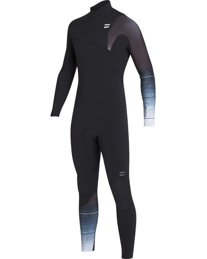 2 3/2 Comp Air Gbs Chestzip Schwarz N43M01BIP9 Billabong