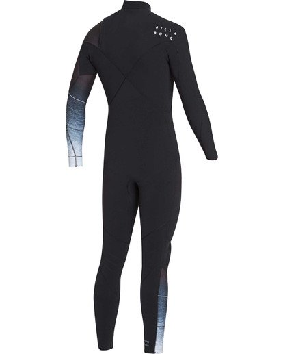 4 3/2 Comp Air Gbs Chestzip Schwarz N43M01BIP9 Billabong