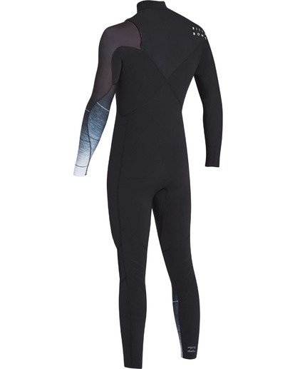 5 3/2 Comp Air Gbs Chestzip Schwarz N43M01BIP9 Billabong